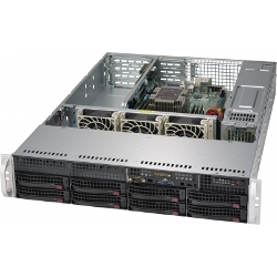 Supermicro 2U SuperServer 2013S-TR (Coming Soon!)