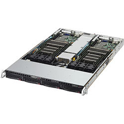 Supermicro 1U SuperServer 6018TR-TF