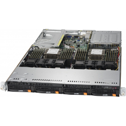 Supermicro 1U SuperServer 6019U-TN4R4T