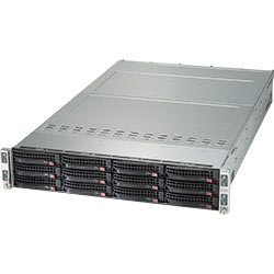 Supermicro 2U SuperServer 6028TP-HTR-SIOM