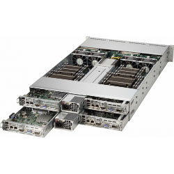 Supermicro 2U SuperServer 6028TP-HTTR