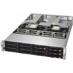 Supermicro 2U SuperServer 6029U-E1CR25M