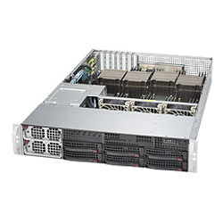 Supermicro 2U SuperServer 8028B-C0R3FT