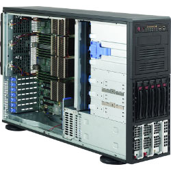 Supermicro 4U SuperServer 8048B-C0R3FT