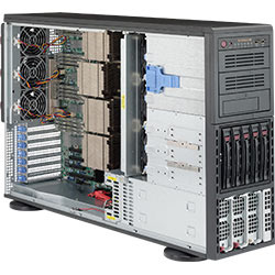 Supermicro 4U SuperServer 8048B-C0R4FT